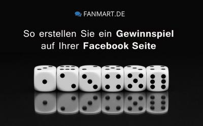 So erstellen Sie ein erfolgreiches Gewinnspiel auf Ihrer Facebook-Seite
